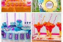 Birthday Party Fun ;P / by Jennifer Nacis
