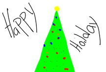 Readers Celebrate Christmas! / Spread some holiday cheer with these festive drawings!