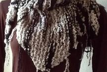mágicos fios lãs e crochê / belas peças em croche, tricô  / by Jocelia Teixeira Goes