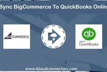 BigCommerce to QuickBooks Online Integration