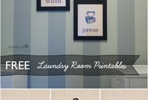 Laundry Room / by Ashley J