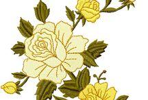 kvetinove vzory
