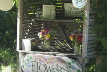 flower stands