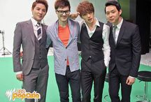 JYJ / Jaejoong, Junsu, Yoochun. Bias: Yoochun