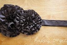 Bows - Pretty Ribbons of Blue