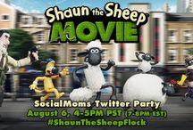 Shaun The Sheep / the upcoming movie 8/5