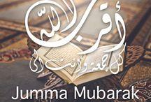 juma Mubarak messages