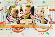 Scrappy (multi pic) / Scrapbooking layout ideas for multiple photos