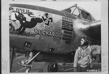 Nose Art WW II