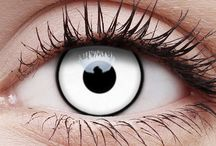 White Zombie crazy contact lenses / We offer best quality Crazy Contact Lenses at very low price with free express delivery. $25.00 White Zombie One Day Wear Crazy Contact Lenses Pair.
