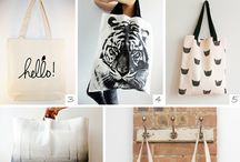 Canvas bag DIY