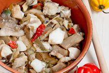 Something Fishy / Beautiful, fragrant and tasty fish recipes. #ATavola
