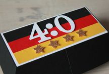 Glückwunsch, wir sind Weltmeister! / Wooooow, wir sind Weltmeister! Wenn das mal kein Grund für Glückwunschkarten ist. In diesem Board haben wir eure schwarz-rot-goldenen Projekte zur WM gesammelt.  / by Stampin' Up! Deutschland / Österreich