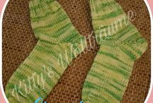 Meine Socken Parade