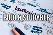 BuJo & Studyblr
