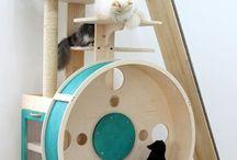 zařízení pro kočky