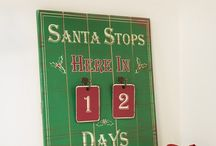 Countdown to Christmas / Mark the days until Christmas with Balsam Hill and 24 bloggers.