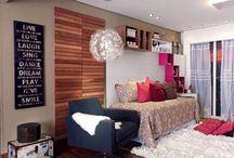 quartos decorações