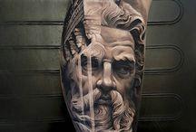 Zeus tattoo ideas