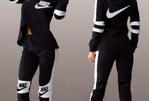 Cool sportswear