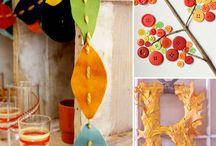 Fall crafts / by Cynthia Thomas