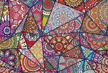 papeles para mosaicos