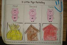 Three Little Pigs-matter