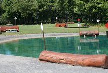 Water jump ideas