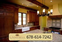 Elegant Cabinetry Design / Beautiful Custom Cabinetry Ideas, along with custom furniture ideas.