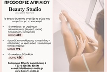 Special Offers / Monthly Special Offers in Beauty Studio