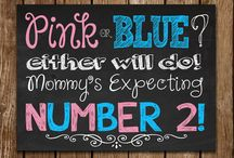 Babies 2 & 3?! / Mam's Due with baby 2... And 3! / by Kerri Casa