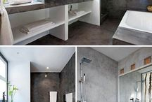 Bathrooms / by MamboyMara Gris Raya