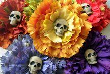 Dia de los muertos / by Trish Skeen