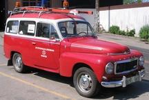 Volvo brandweer fire
