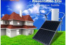 Solar-Power Templates