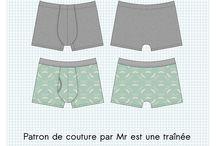Couture - lingerie / Patrons de couture de lingerie