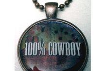Cowboy - Cowgirl Jewelry