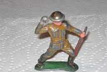 Toy Soldiers II / by Alberto Gutiérrez La Madrid