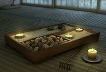 Decoración Meditacion