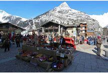Courmayeur: sci e shopping a Pasqua