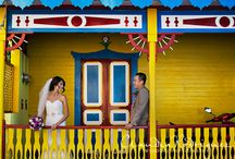 Mexico Authentic Cultural Wedding photos- LMDWeddings / Destination Wedding photo's taken with charming Mexican backdrops. Beautiful colors that bring you to the heart of your destination wedding in Mexico