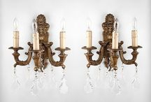 Get a much superior effect with crystal sconces