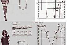 Простые выкройки ( we sew simply )