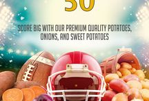 Super Bowl 2016 / Great tips and ideas to make your Super Bowl Sunday fun, easy and healthy!