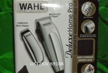 Mesin cukur Wahl Deluxe Home Pro