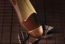 La Maison du Chocolat X Chatelles / #slipperschocolat collaboration with Chatelles