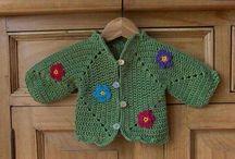 saquitos a crochet