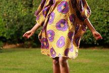 Vêtements et accessoires à porter / African inspired