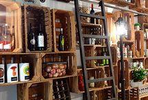 bar restaurant groceries