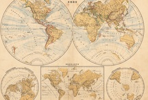 Maps and cartography